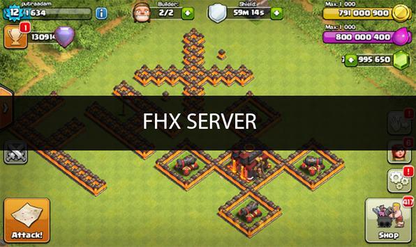 2016 FHX Server COC poster