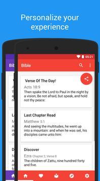 King James Bible (KJV) - pure apk screenshot