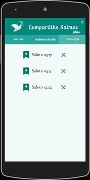 SALMOS DA BÍBLIA apk screenshot