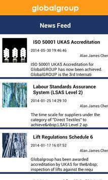 GlobalGroup apk screenshot