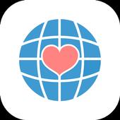 Omiai-フェイスブックで出会い-恋愛マッチングアプリ icon