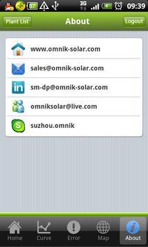 Omnik Solar apk screenshot