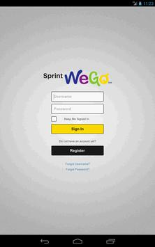 Sprint WeGo apk screenshot