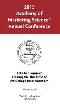 2015 AMS Conference Program poster