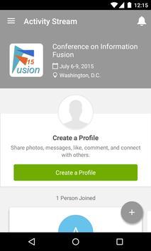 Fusion 2015 Conference apk screenshot