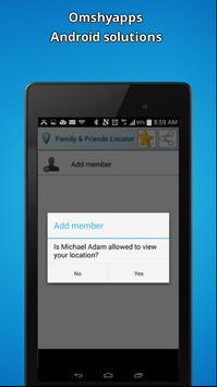 Family & Friends Locator apk screenshot