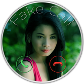 GirlFriend Fake Call And Sms icon
