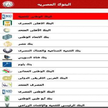 Egypt Banks poster