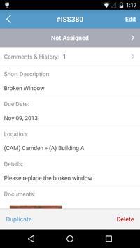 OMTrak Site Works apk screenshot