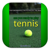 are you ready to play tennis icon