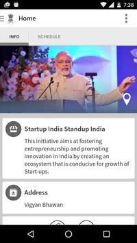Startup India Standup India poster