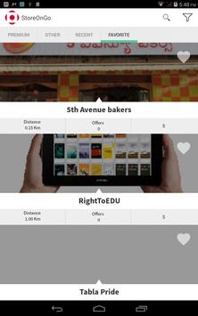 Store ONGO apk screenshot