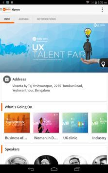 UX India poster