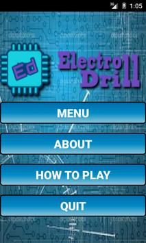 Electro-Drill poster