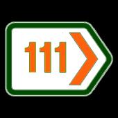 111 SMS Alert icon