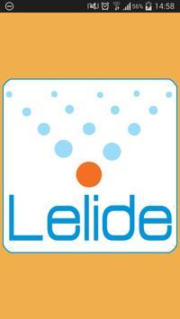 Lelide App poster