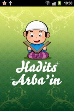 Hadits Arba'in poster