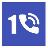 One Caller International Calls icon