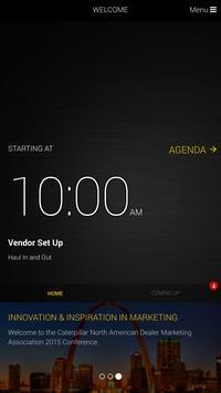 CNADMA 2015 Conference apk screenshot