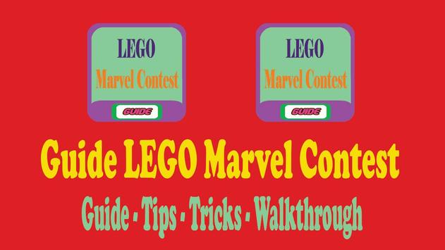 Guide LEGO Marvel Contest poster