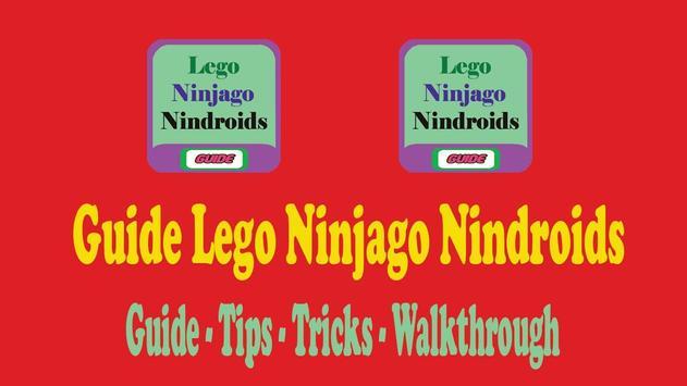 Guide Lego Ninjago Nindroids poster