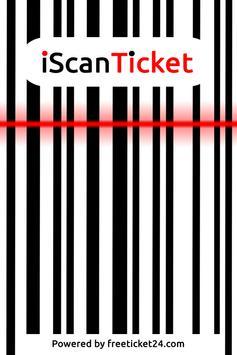 iScanTicket v.2 2.01 apk screenshot