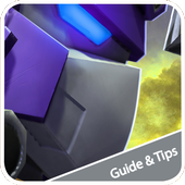 Guide Transformers: Earth Wars icon