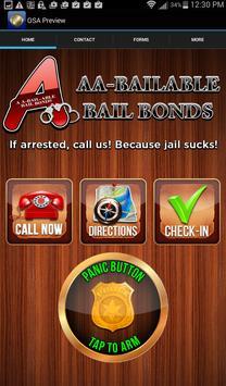 A A-Bail-Able Bail Bonds poster