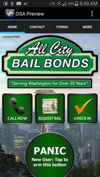 All City Bail Bonds poster