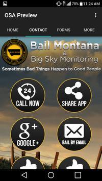 Bail Montana apk screenshot