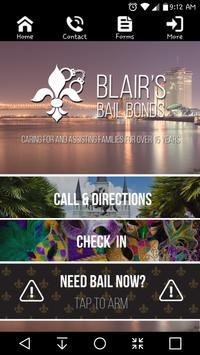 Blair's Bail Bonds poster