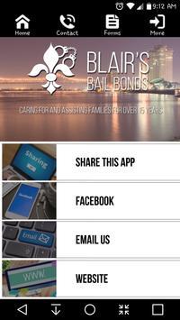 Blair's Bail Bonds apk screenshot