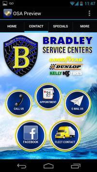 Bradley Service Centers apk screenshot