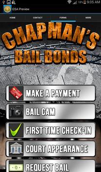 Chapmans Bail Bonds apk screenshot