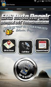 ERS Auto Repair poster