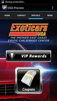 Exoticars USA apk screenshot