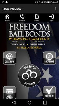Freedom Bail Bonds TX poster