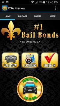 Number 1 Bail Bonds poster