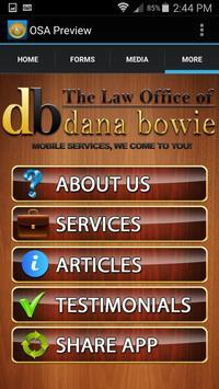Orlando Elder Law Attorney apk screenshot