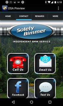 Solely Bimmer apk screenshot