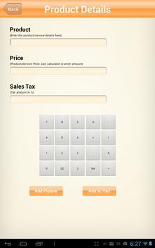 Sales Estimate apk screenshot