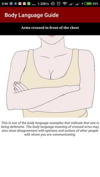 Body Language Guide apk screenshot