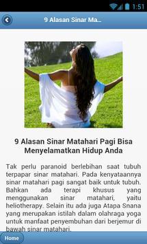 Pengetahuan Kesehatan apk screenshot