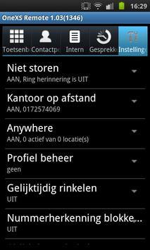 dean remote apk screenshot