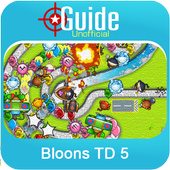 Guide for Bloons TD 5 icon