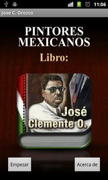 AUDIOLIBRO: José Clemente Oroz poster