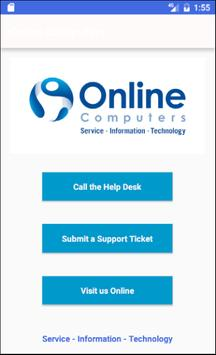 Online Computers poster