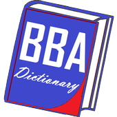 Business Study Dictionary icon