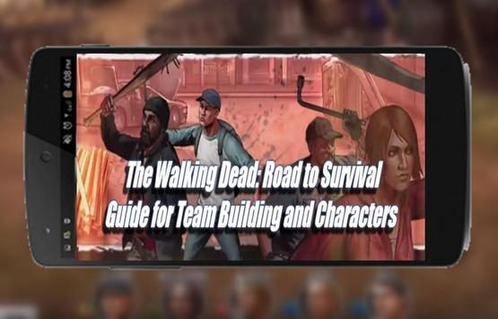 New Guide For Road to Survival poster