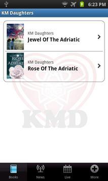 K.M. Daughters poster